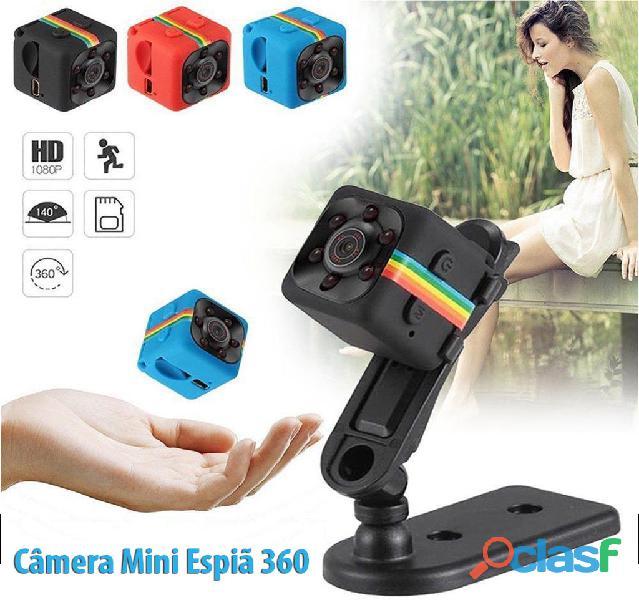 Mini Câmera Espiã 7000