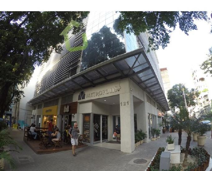 Aluguel - sala comercial centro nova iguaçu - ed.