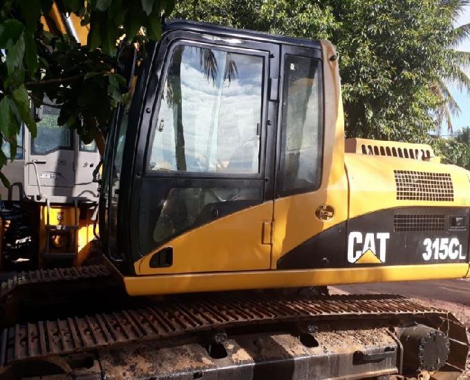 Escavadeira caterpillar 325 cl
