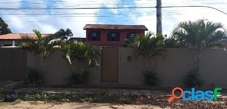Casa colonial alto padrão - venda - são pedro da aldeia - rj - balneário são pedro