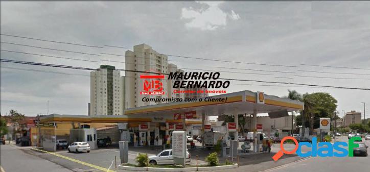 Jundiaí posto de gasolina