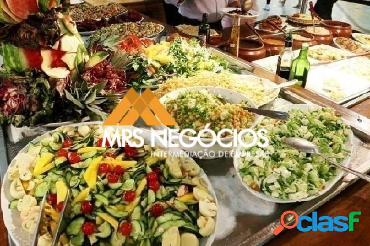 Mrs negócios - restaurante/lancheria à venda - canoas/rs