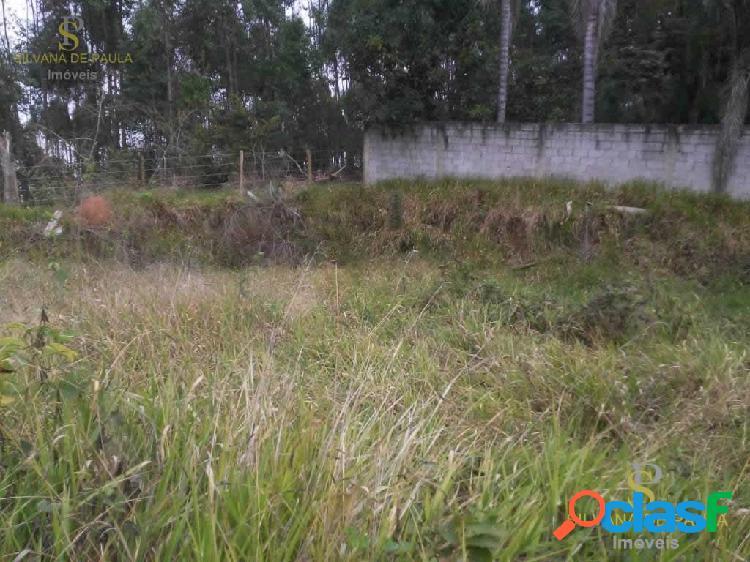 Terreno de 1.100 m² para venda em terra preta - mairiporã.