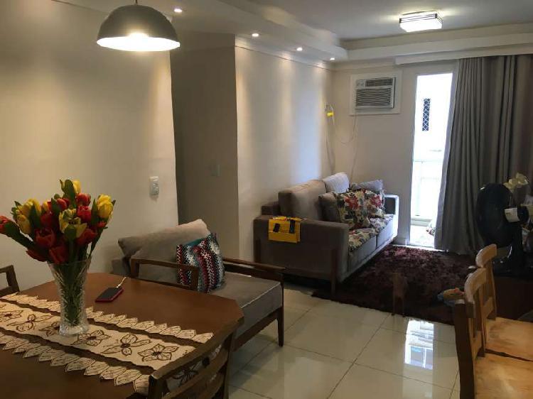 Apartamento, 2 quartos, próximo ao centro de campo grande