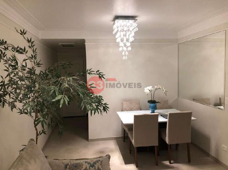 Apartamento · 60m² · 2 Quartos · 1 Vaga - Saúde