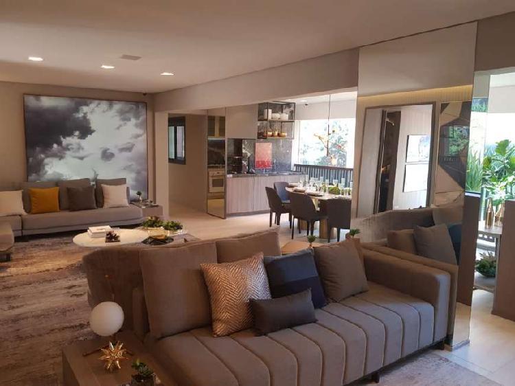 Apartamento perdizes 150m² 4 dorm ou 3 suites, living e