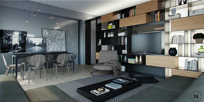 Apartamento para venda possui 54m² metros quadrados com 2