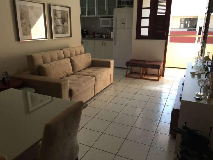 Apartamento à venda, cambeba, 69 m², próx. à washington