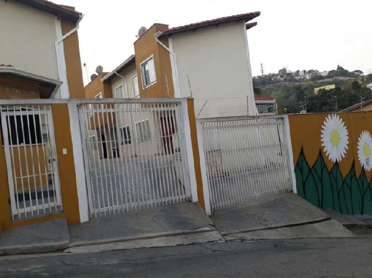 Casa 90m² no condomínio maria rosa - vila nova - barueri -