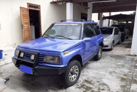 Suzuki-vitara jlx metal 1.6 8v