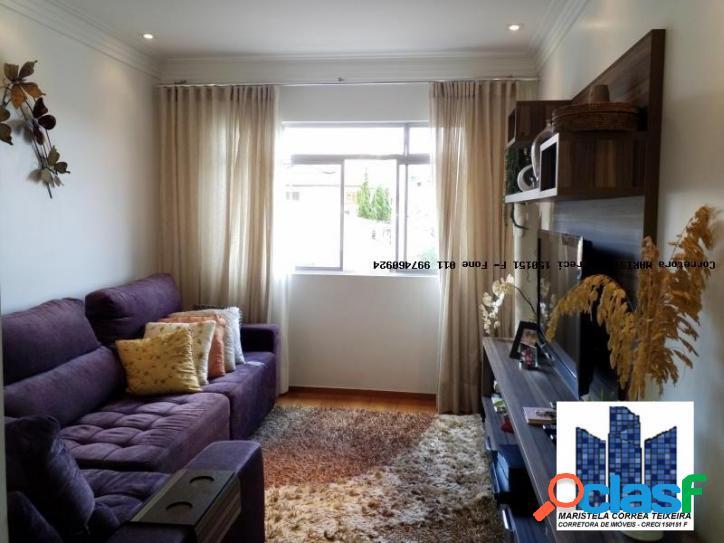 Apartamento 2 dormitórios para Venda em São Bernardo do Campo / SP no bairro Santa Terezinha