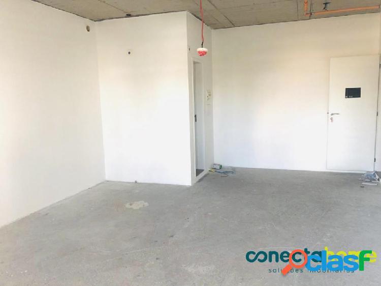 Sala comercial de 38 m² e 1 vaga na vila clementino