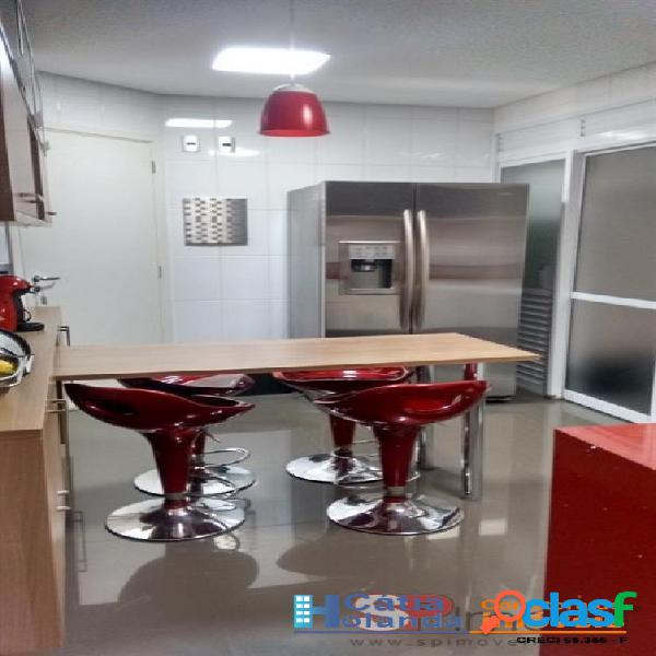 Apartamento lindo - santa paula / scs