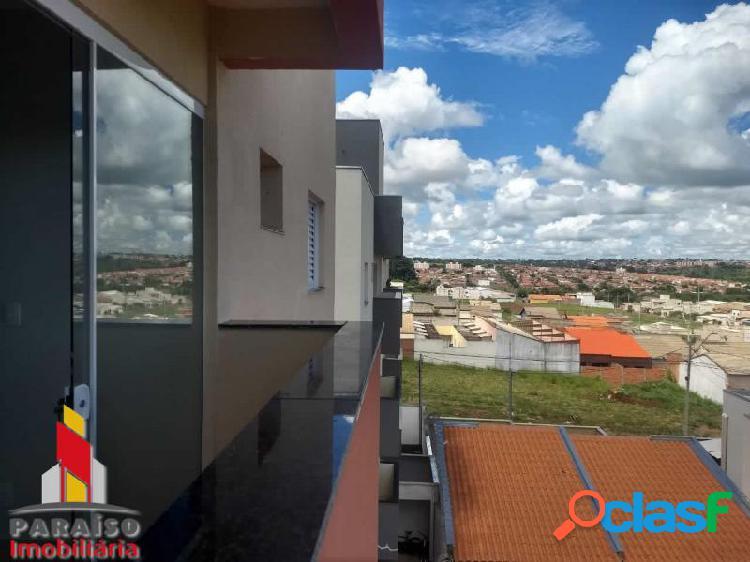 Apartamento com 2 dorms em uberlândia - jardim brasília por 136 mil à venda