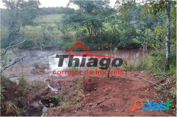 Chácara em monte alegre de minas - zona rural por 150 mil à venda