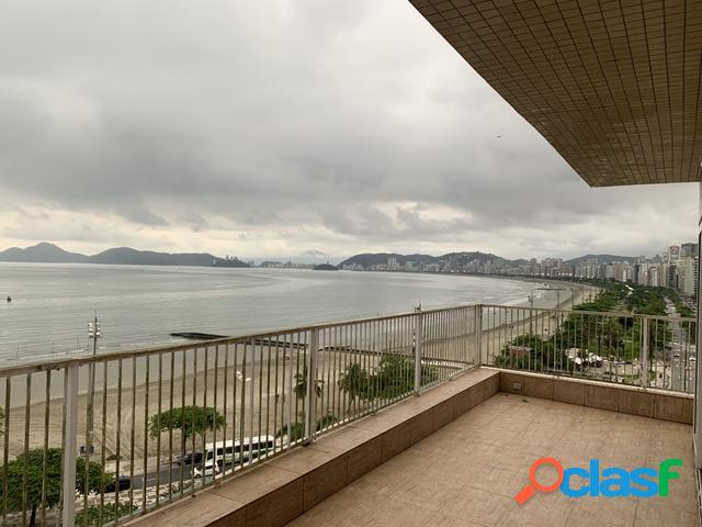Cobertura - Venda - Santos - SP - Ponta da Praia
