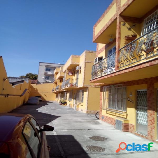 Casa em condomínio - venda - rio de janeiro - rj - cascadura