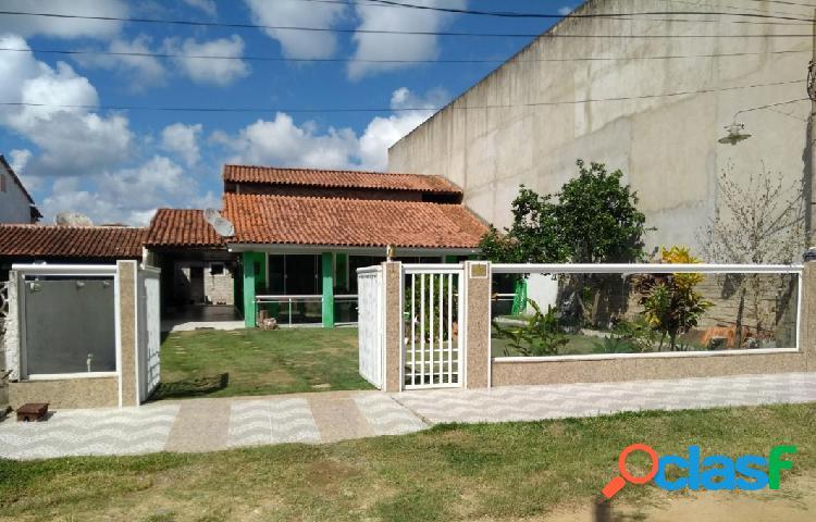 Casa alto padrão - venda - são pedro da aldeia - rj - balneário das conchas