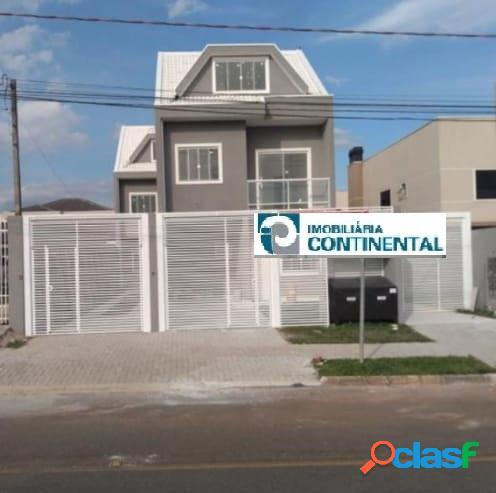 Triplex - venda - curitiba - pr - cidade industrial