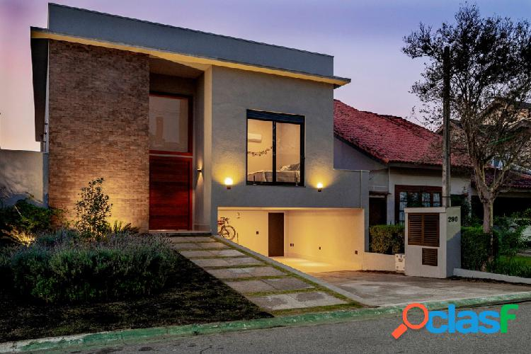 Casa em condomínio - venda - santana de parnaíba - sp - alphaville