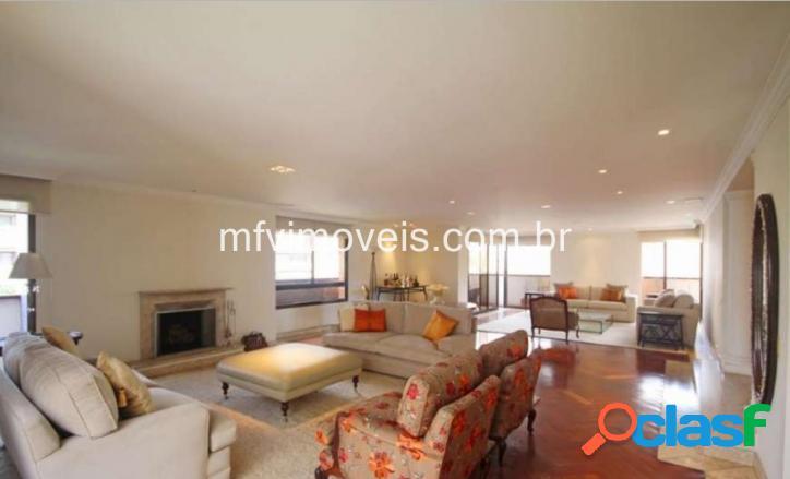 Apartamento 4 quartos à venda na al. casa branca - jardim paulista