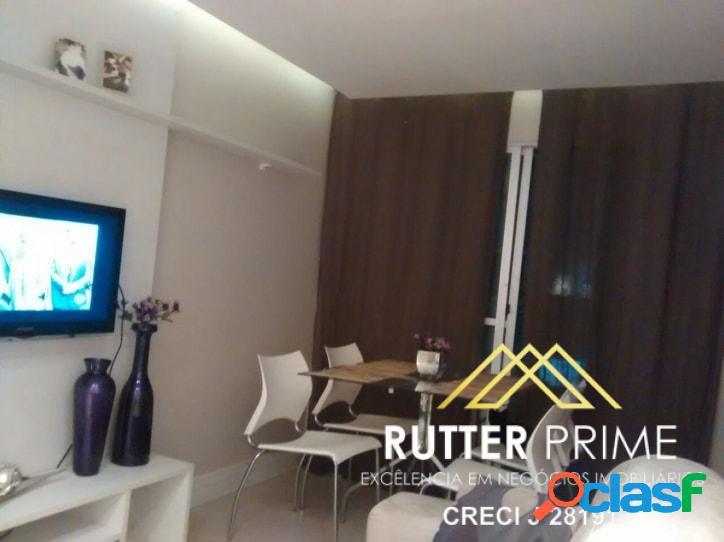 Para venda, apartamento com 49m² e 02 quartos em aricanduva.