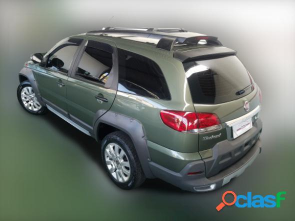 Fiat palio week. adv. dualogic 1.8 flex verde 2015 1.8 flex