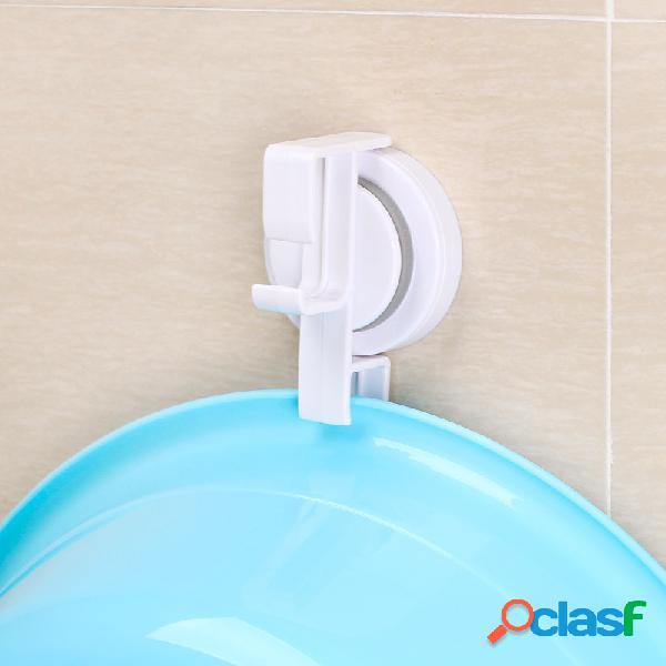 Tampas de sucção sem tração bandeja de banho bandeja lavatório bacia de gancho face tray