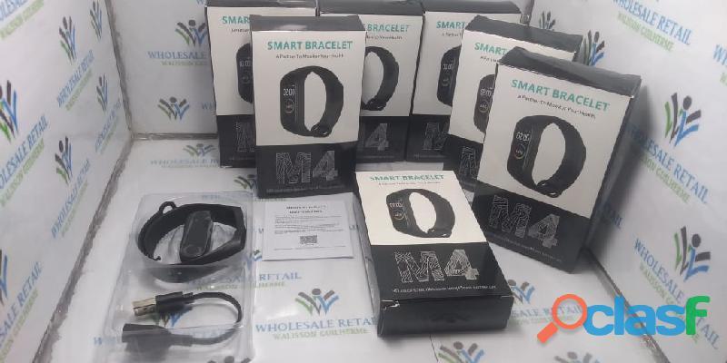 M4 Smart band, Relógio Inteligente. Aproveite a nossa oferta e Garante o Seu 5