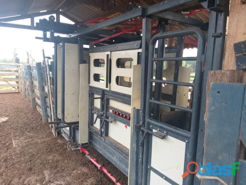 909 Alq. Ótima Em Tudo P/ Agricultura Bem Estruturada Sudoeste Goiano