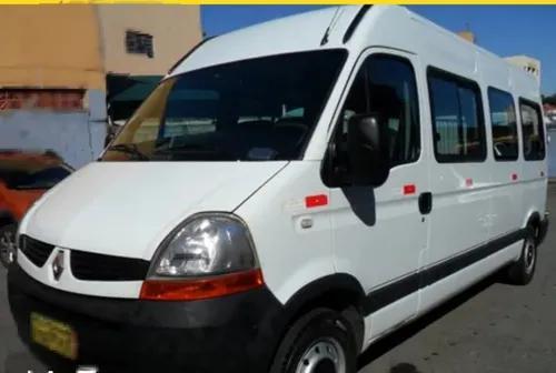 Aluguel de van e ônibus para transporte de pessoas