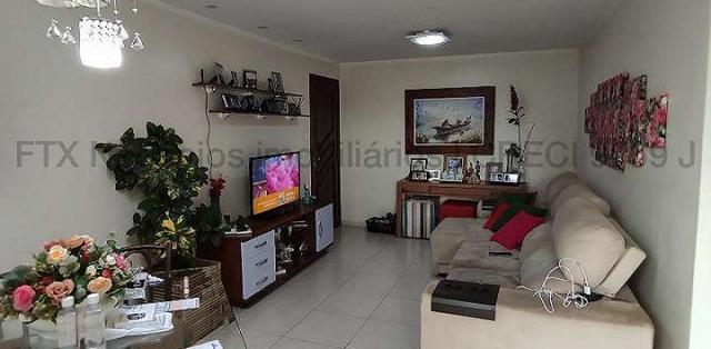Apartamento à venda, 3 quartos, vila adelina - campo