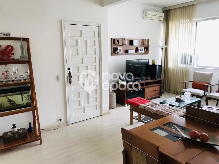 Botafogo, 3 quartos, 1 vaga, 115 m² rua voluntários da