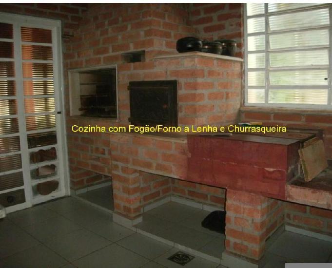 Chácara 03dorm 01suite - mini campo - área total 5.226m2