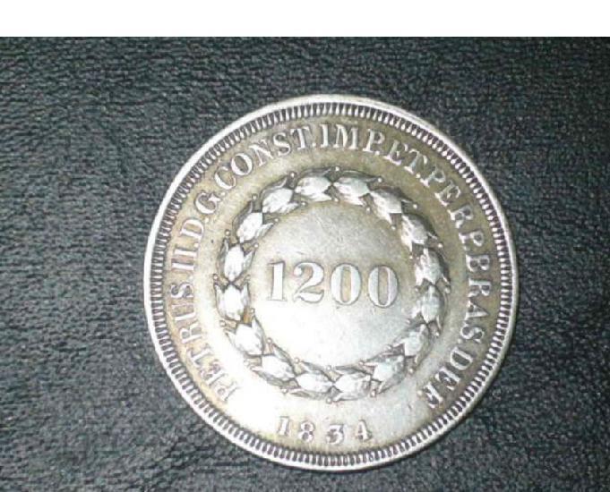 Compro moedas de 1643 até 1900-pago de r$10,00 até r$50