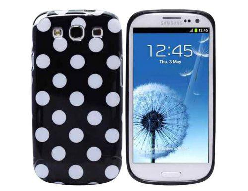 Capa para celular smart company po/u00e1 galaxy s3, preta e