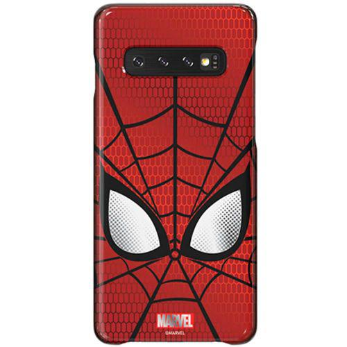 Capa protetora samsung galaxy s10 marvel series smart coves