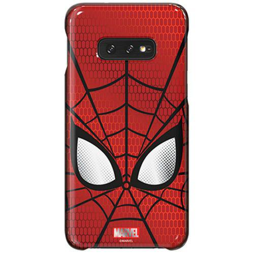 Capa protetora samsung galaxy s10e marvel series smart coves