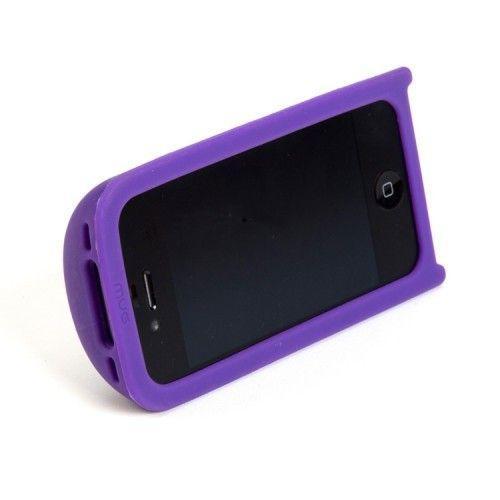 Capinha case p// celular apoio roxa