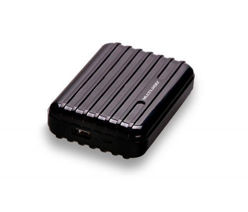 Carregador port/u00e1til power bank 4500 mah preto