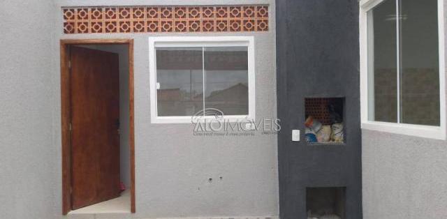 Casa com 2 dormitórios à venda, 74 m² por r$ 180.000,00