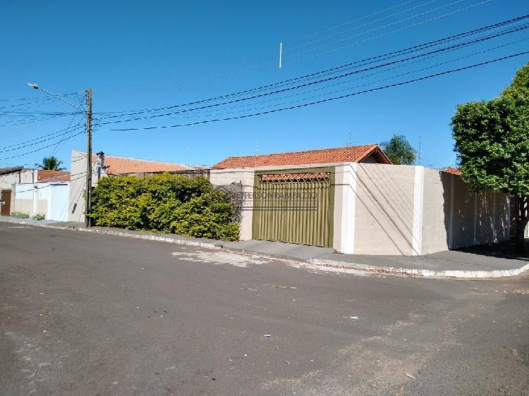 Casa à venda no tiradentes - campo grande, ms. im294370