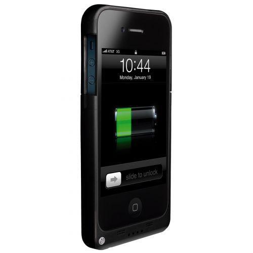 Case com bateria preto bo348 multilaser para iphone 5 com