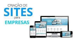 Criação de site e lojas virtuais