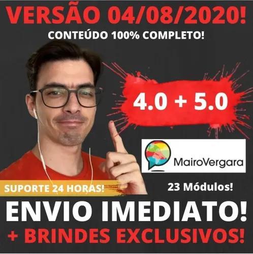 Curso De Ingles Mairo Vergara 5 0 4 0 Bonus Em Brasil Clasf Servicos