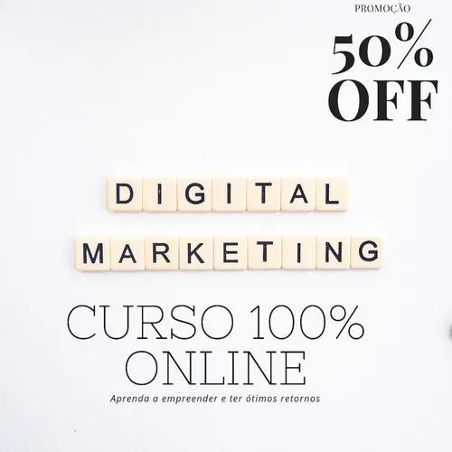 Curso de marketing digital (100% online)