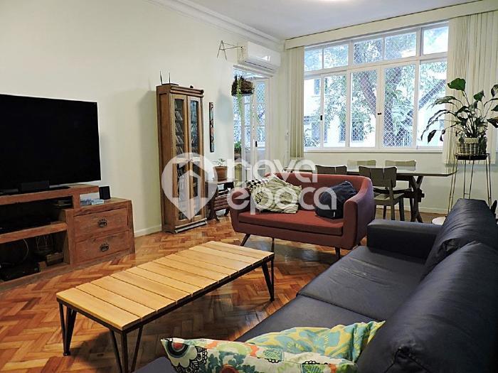 Flamengo, 4 quartos, 1 vaga, 153 m² rua almirante