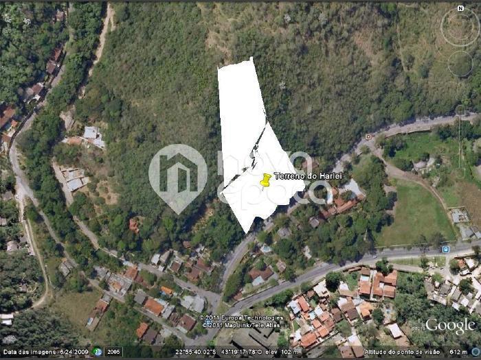 Freguesia (jacarepaguá), 9000 m² estrada dos três rios,