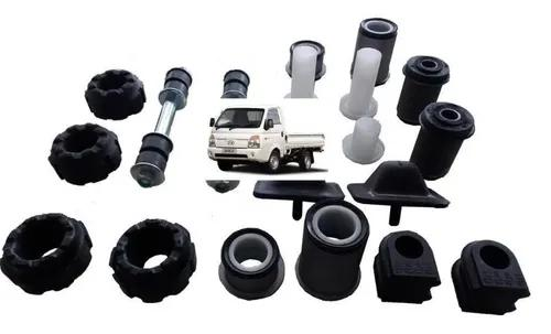 Kit anti-ruído suspensão dianteira hyundai hr