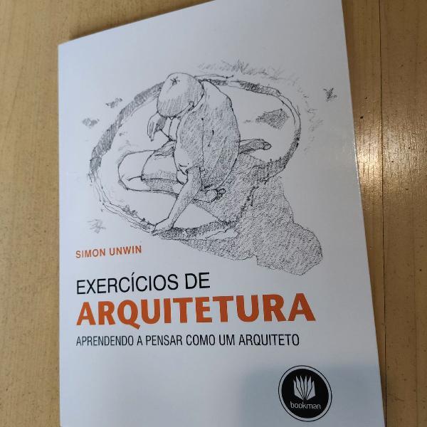 Livro de arquitetura - exercícios de arquitetura / simon